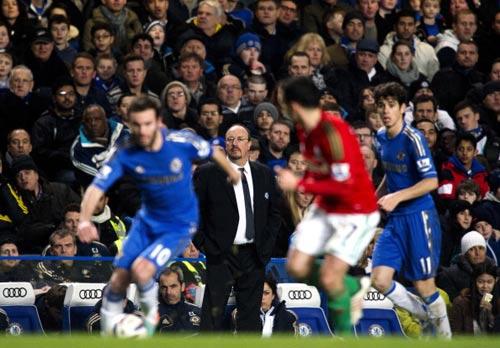 Chelsea dưới thời Benitez: Nhảy chân sáo - 1