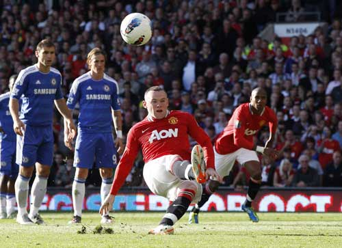 Rooney không còn được Sir Alex tin tưởng - 1