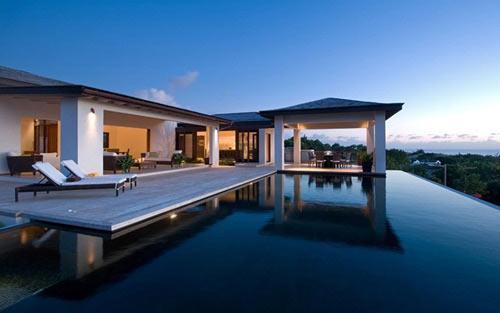 Chiêm ngưỡng 10 bể bơi tư nhân đẹp nhất trái đất - 1