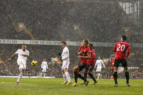 Tottenham - MU: Bàn thắng phút bù giờ - 1
