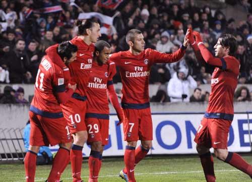 Bordeaux - PSG: Lại là Ibra! - 1