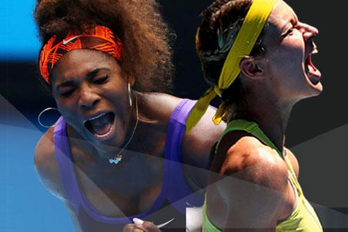 Serena - Kirilenko: Không xứng tầm (V4 Australian Open) - 1