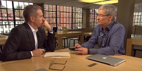 Tim Cook bộc bạch về tương lai của Apple - 1