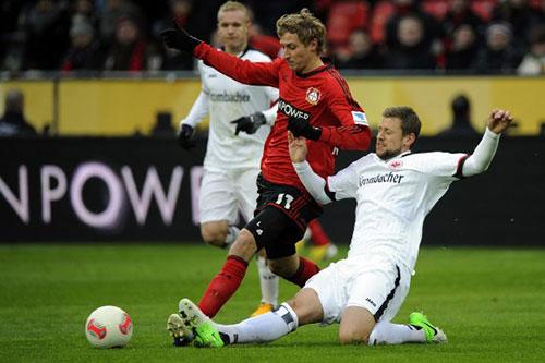 Nhìn lại vòng 18 Bundesliga: Đi đều bước - 1