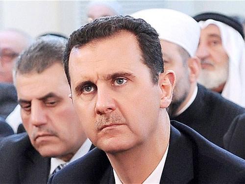 Tổng thống Syria tái xuất - 1