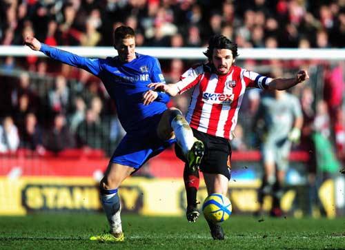 "Chelsea ""chết hụt"", Benitez run rẩy - 1"