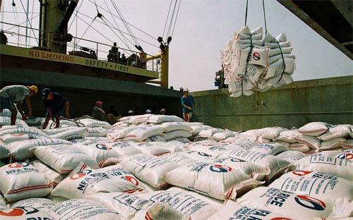 Xuất khẩu nông sản tăng vọt tháng đầu năm - 1