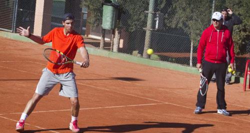 Nadal thận trọng trước ngày tái xuất - 1