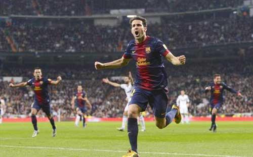 Cầm hòa Real, Barca thỏa mãn - 1