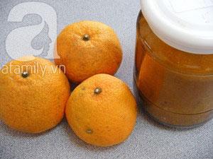 Làm mứt vỏ cam rất thơm và dễ - 1