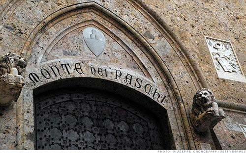 Bê bối ở ngân hàng lâu đời nhất thế giới - 1