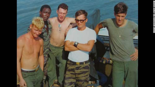 Thời lính ở VN của tân ngoại trưởng Mỹ - 1