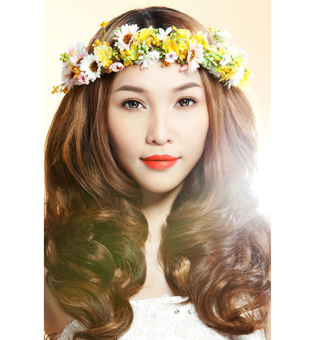 Nữ diễn viên Quỳnh Thư được biết đến nhiều qua bộ phim Sắc đẹp và danh vọng.