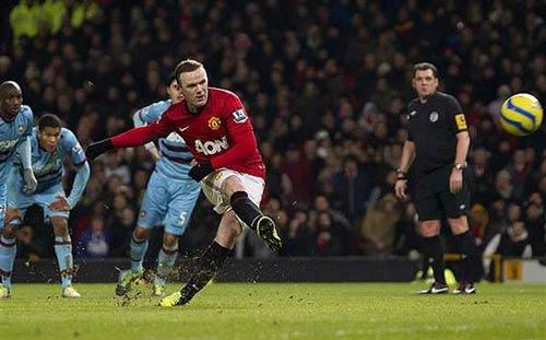 Sợ đá hỏng penalty, Rooney xin miễn - 1