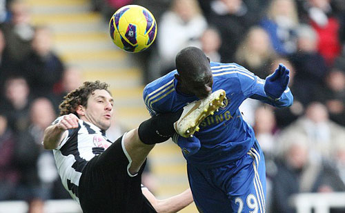Newcastle - Chelsea: Chiến thắng phút 90 - 1