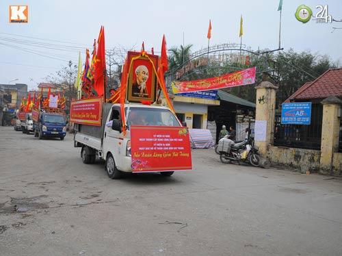 Lễ hội ông Công ông Táo lớn nhất Việt Nam - 1
