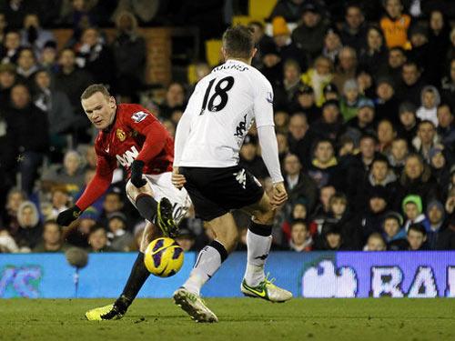 MU: Rooney cũng nên ích kỷ - 1