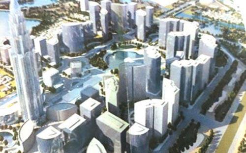 Sắp có 'Phố Wall' 30 tỷ USD tại Hà Nội? - 1