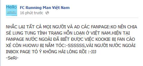 """Fan Việt """"cào xé, nắm tóc"""" sao Hàn - 1"""