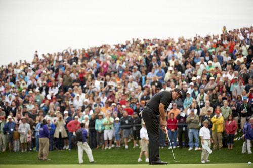 Golf - Phil Mickelson hụt siêu kỉ lục - 1