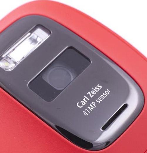 Nokia Lumia EOS với camera 41MP phát hành tại Mỹ - 1