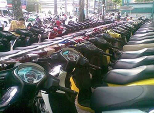 Sự kiện làng xe Việt năm 2012 - 1