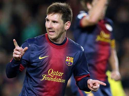 Tiết lộ mức lương mới của Messi - 1