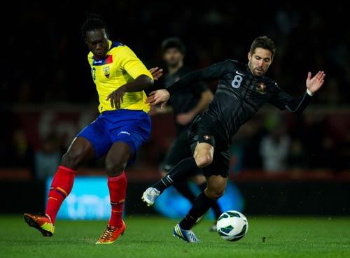 Bồ Đào Nha - Ecuador: Thảm họa hiệp 2 - 1