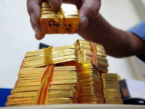 Cận Tết, lượng mua - bán vàng khá cân bằng - 1