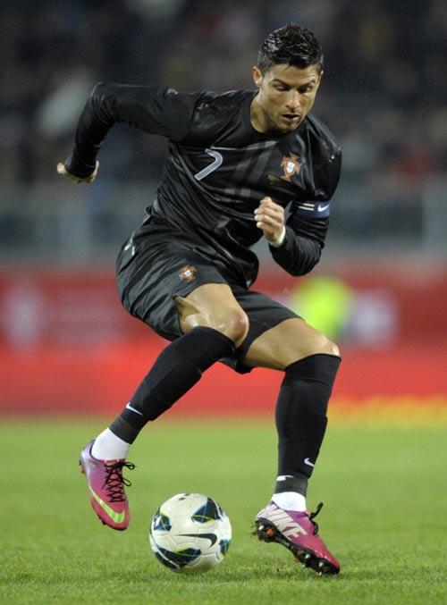 BĐN lại thua: Ronaldo không phải thánh - 1