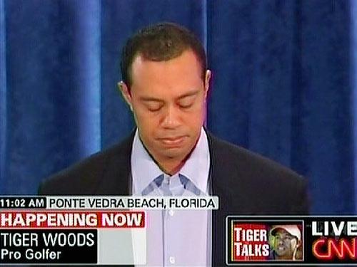 Tiger Woods & dấu hỏi về nhân cách - 1