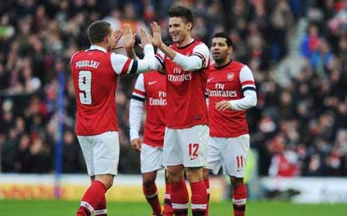 Sunderland- Arsenal: Đi tìm ánh sáng - 1