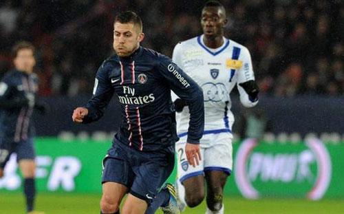 PSG - Bastia: Gia tăng cách biệt - 1