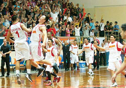 Thể thao Việt Nam dậy sóng nhờ… bóng rổ - 1