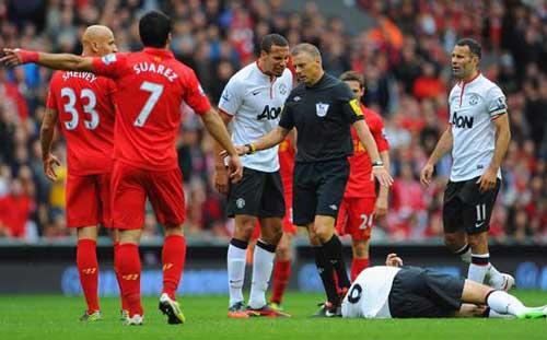 """MU có """"bùa hộ mệnh"""" ở trận gặp Everton - 1"""