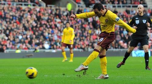 Sunderland - Arsenal: Chiến thắng vất vả - 1