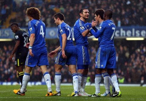 Chelsea - Wigan: Sống nhờ tiền vệ - 1