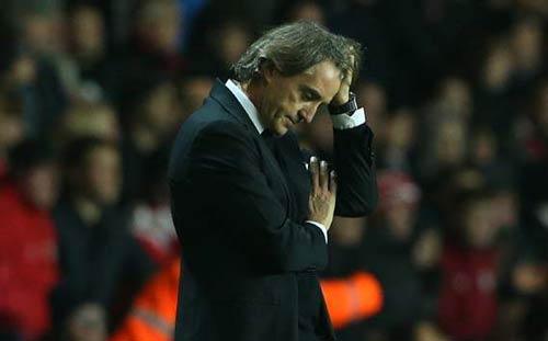 Man City còn 10% cơ hội vô địch - 1