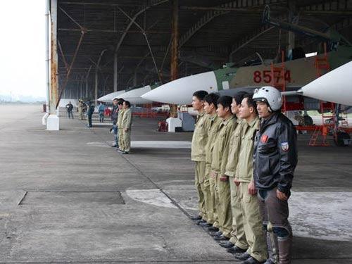 Cái Tết đầu tiên của máy bay Su-30 - 1