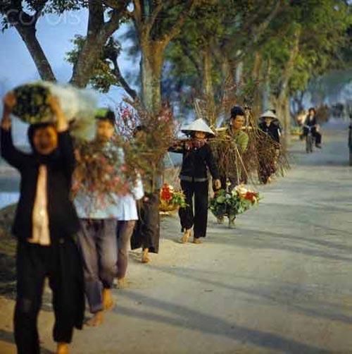Tản mạn về ngày Tết xưa của người Việt - 1