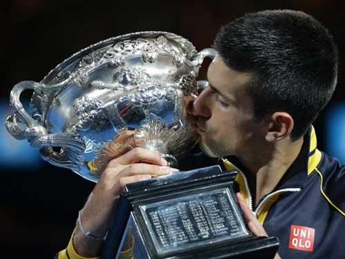 Djokovic: Nhà vua đích thực của quần vợt - 1