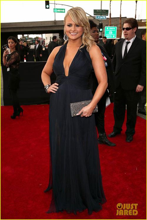 Grammy 2013 dậy sóng vì người đẹp - 1