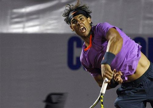 Lỡ cúp ở Chile, Nadal vẫn vui - 1