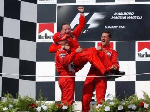 F1 - Ferrari: Hào quang & nỗi thất vọng (P3) - 1