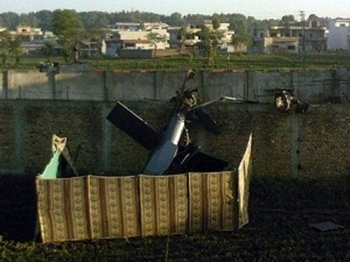 Biệt kích Mỹ giết bin Laden lần đầu lên tiếng - 1