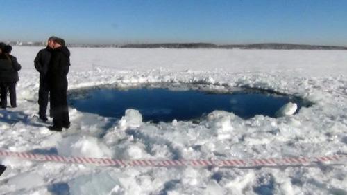 Nga: Gần 1.000 người bị thương vì thiên thạch - 1
