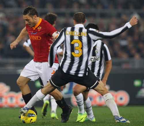 Roma - Juve: Nếm trái đắng - 1