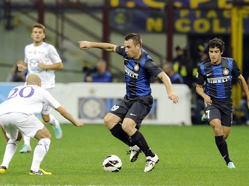 Fiorentina - Inter: Đi tìm con đường sáng - 1