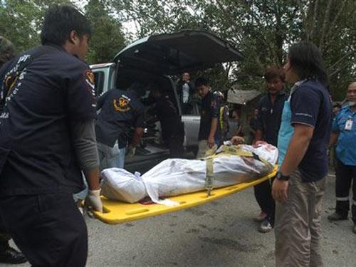 Thái Lan: Bom nổ, nhiều người thương vong - 1