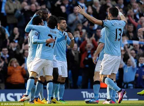 Man City - Leeds: Sức mạnh vượt trội - 1